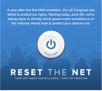 Reset the Net !